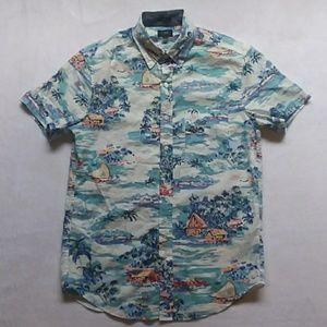 J. Crew Shirts - J. CREW men's tropical button up